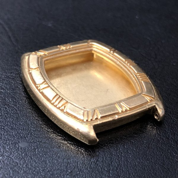 18金 時計枠 三菱マテリアル製