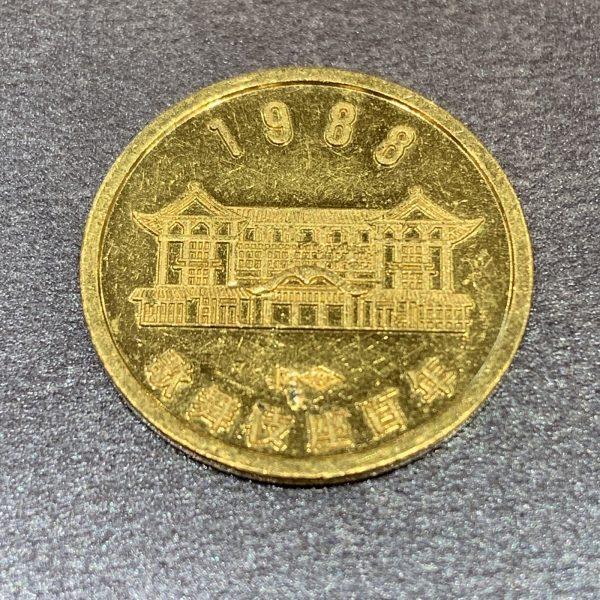 記念コイン K24 歌舞伎座100年