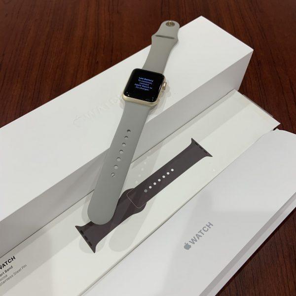 アップル/Apple Apple Watch Series 2 MNRV2J/A コンクリートスポーツバンド