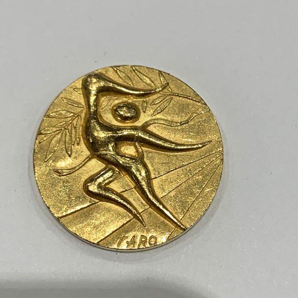 K24 コイン ミュンヘンオリンピック 記念メダル