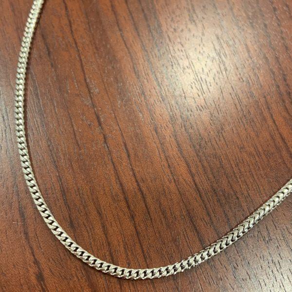 プラチナ製 デザインネックレス